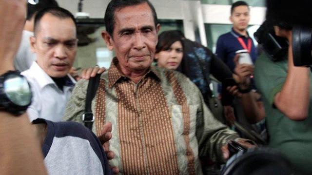 Serangan Jantung, Ketua Dewas KPK Dilarikan ke Rumah Sakit