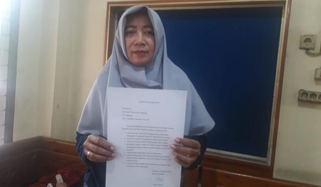 Kepsek SMP Arrahmah Dipecat Lantaran Ingin Mengetahui Keuangan Dana BOS & BOP