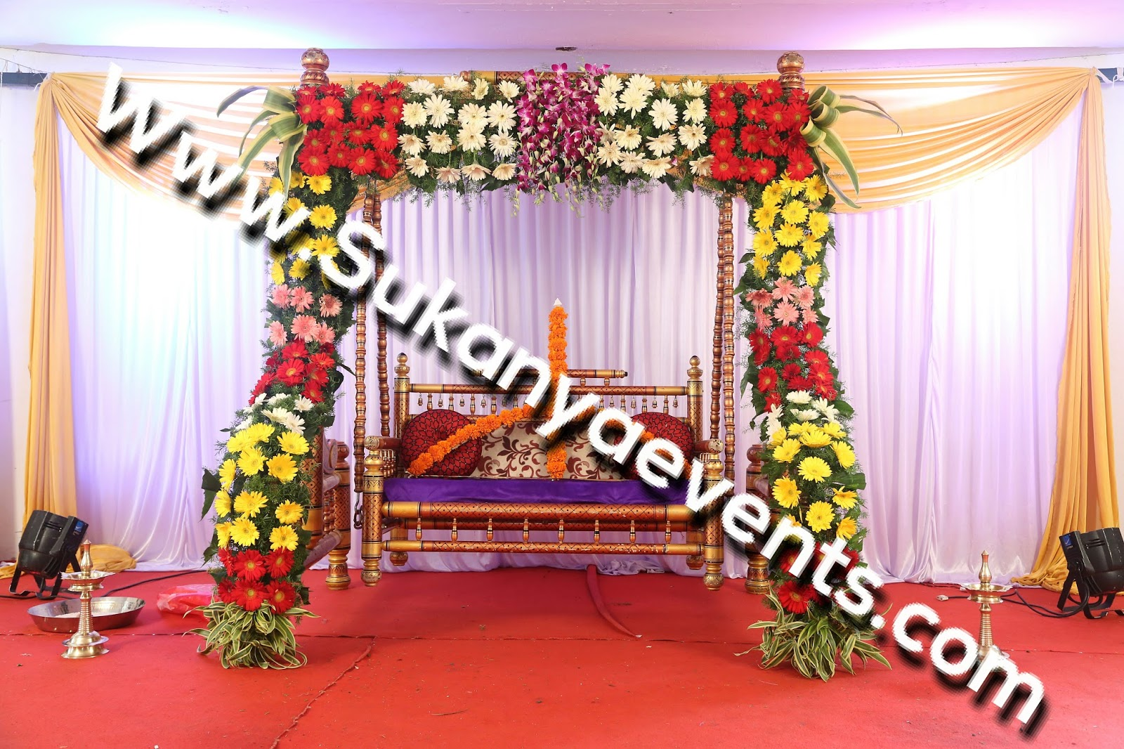 Dohale Jevan : Dohale Jevan Decoration And Baby Shower