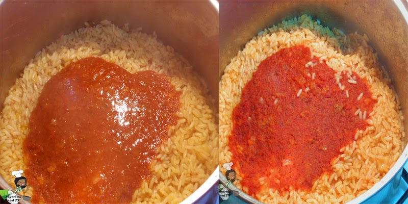 Jollof Rice ,Nigerian Jollof Rice ,Party Jollof Rice