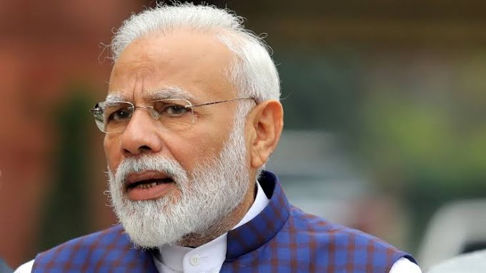 Pm Modi's personal website leaked out on dark web