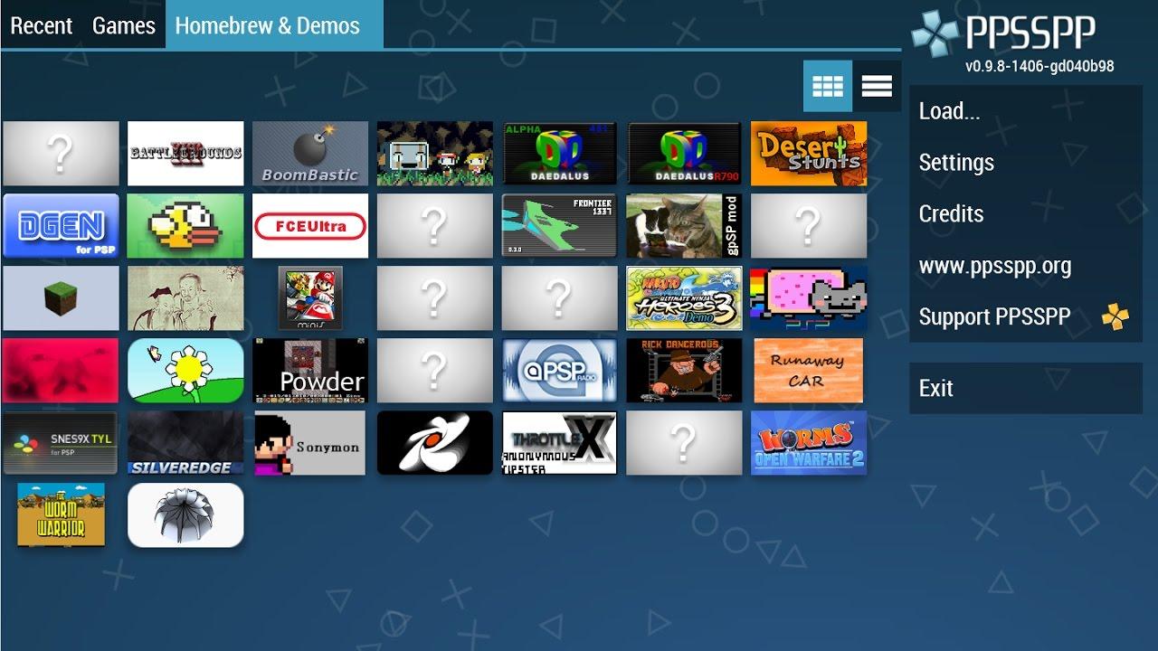 Best PPSSPP PSP Emulator For Android