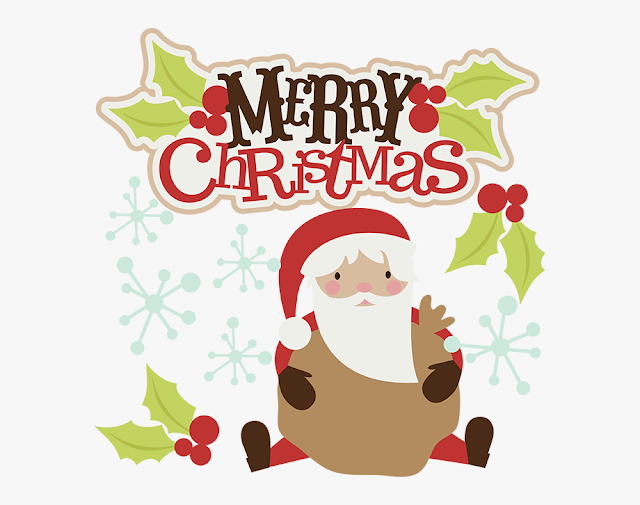 funny christmas clipart