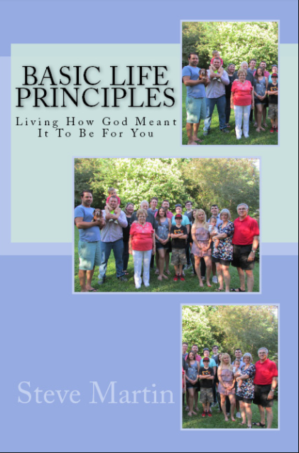 Basic Life Principles - Living How God Meant It To Be For You.