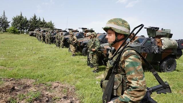 Ημερήσια Αποζημίωση Στρατιωτικών: Επί 6 έτη «καθηλωμένη» στα 29€-Να εφαρμοστεί ο ισχύον νόμος (ΕΓΓΡΑΦΟ)