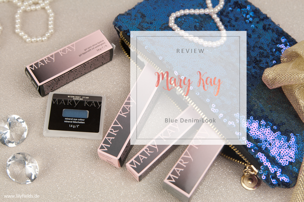 Mary Kay - Blue Denim-Look mit Step by Step Anleitung