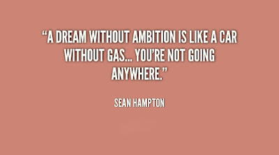 Great Ambition Quotes