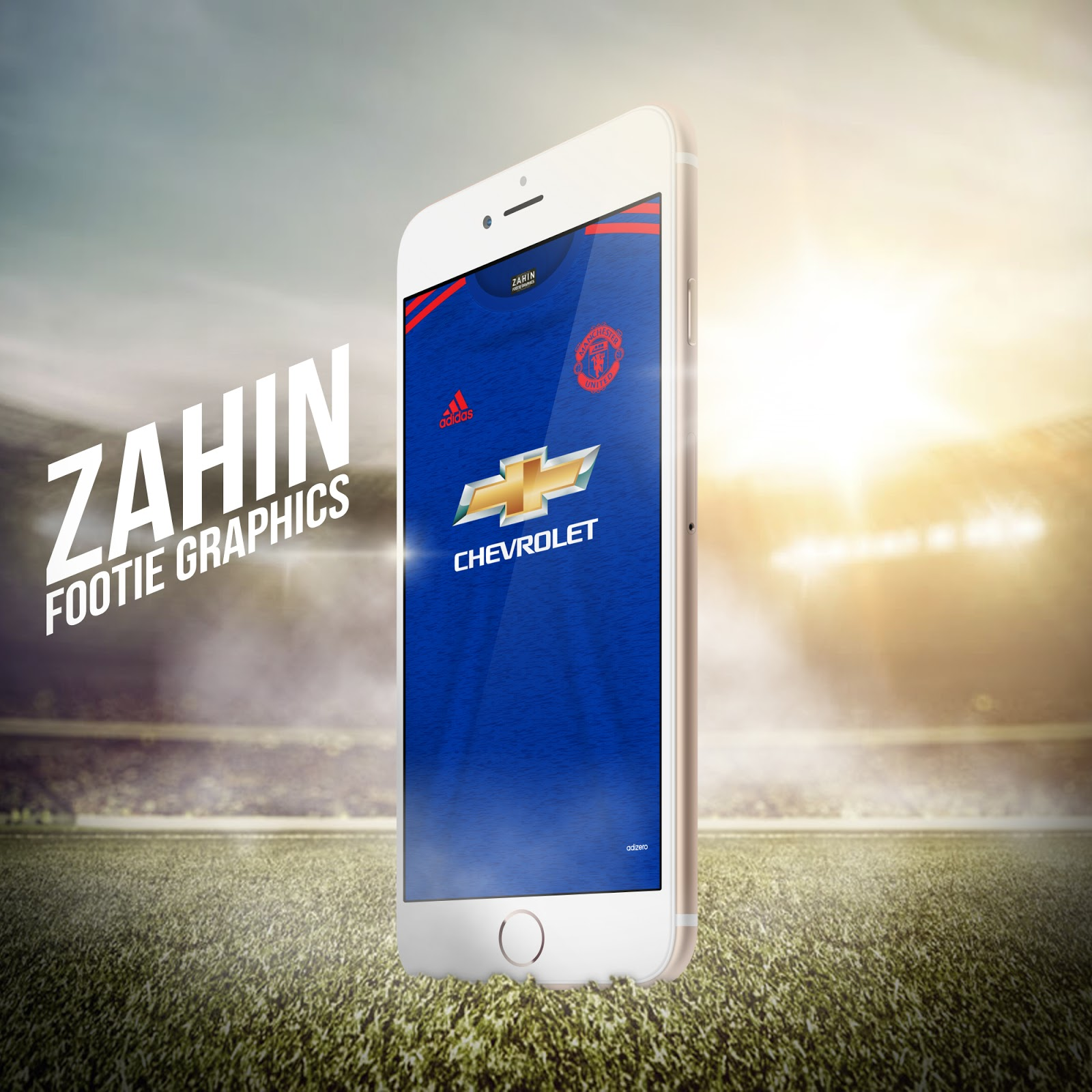 Manchester united 2016 17 zahin footie graphics manchester united away 2016 17 wallpaper for your iphone android voltagebd Images