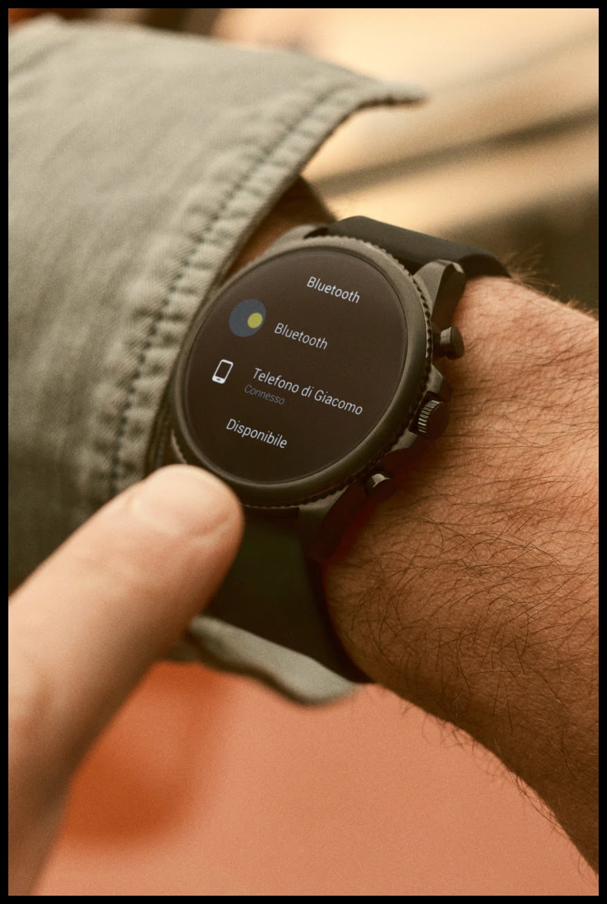 Fossil presenta i nuovi smartwatch Gen 6 con Wear OS