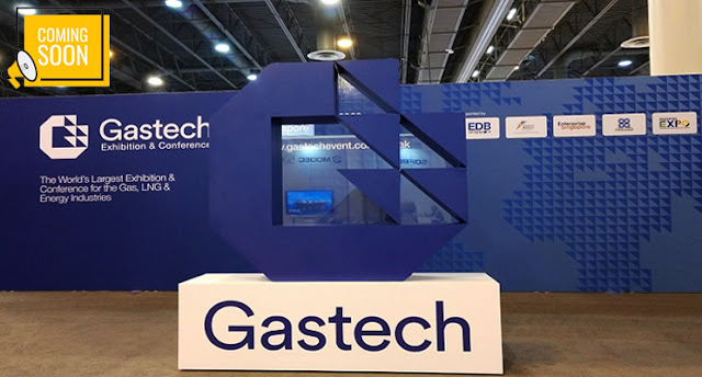 Gastech event UAE 2021