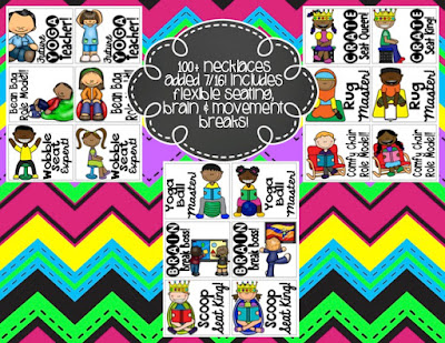 https://www.teacherspayteachers.com/Product/Brag-TagsNecklaces-250-Choices-779404