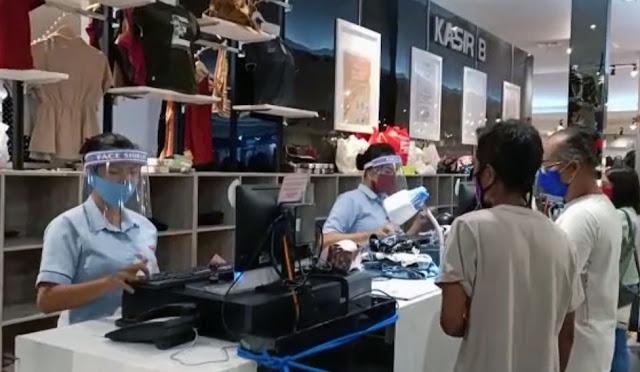 Pusat perbelanjaan di Lumajang