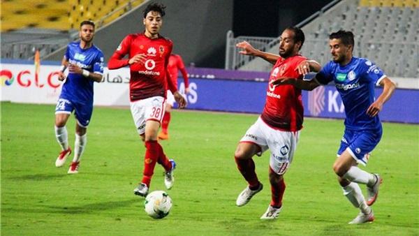 مباراة الأهلي وسموحة بتاريخ 24-07-2020 والقنوات الناقلة في مباراة ودية
