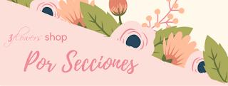 3flowers shop por secciones