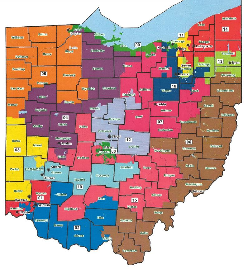 11 Best Images of States And Capitals Quiz Worksheet ... |Ohio State Capital Map