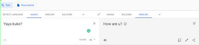 Best English translator - Google Translator