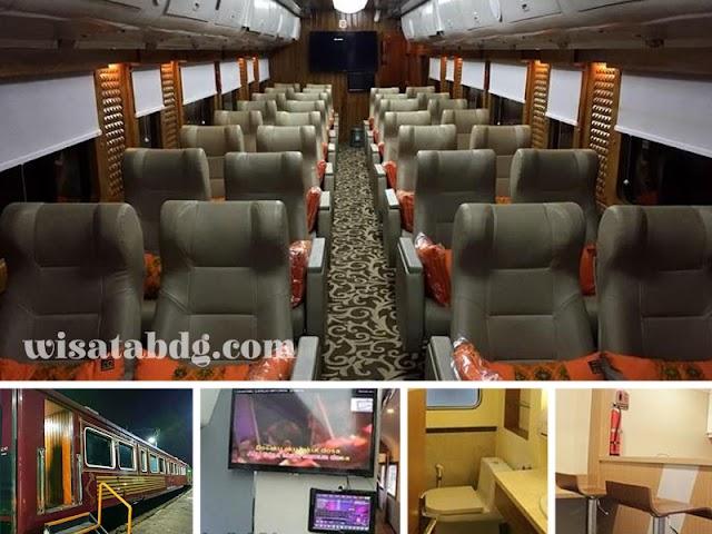 Jadwal dan Tarif Kereta Api Wisata Argo Parahyangan Priority