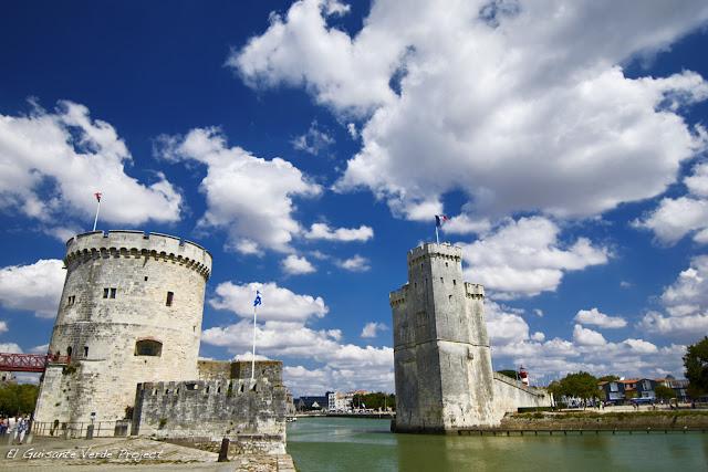 La Rochelle - Francia, por El Guisante Verde Project