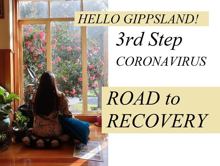 VIC State Coronavirus Road to Recovery