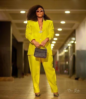 Rita Dominic fashion and style news