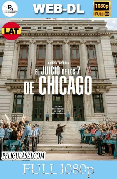 El Juicio de los 7 de Chicago (2020) Full HD NF WEB-DL 1080p Dual-Latino