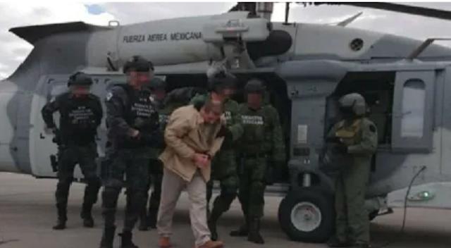 En una situación desesperada esto es lo que El Chapo Guzman le ofreció a los Estados Unidos para no ser extraditado: Anabel Hernandez