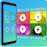 Multi Screen Video Player Premium APK
