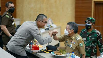 Buka TMMD ke-110, Wali Kota Parepare Apresiasi Sinergitas TNI dan Masyarakat