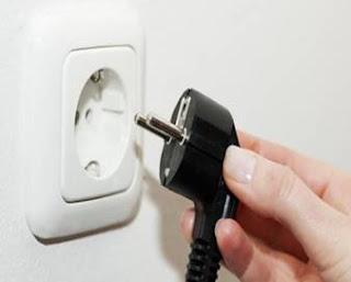 أسباب توقف الاجهزة الكهربائية عن العمل