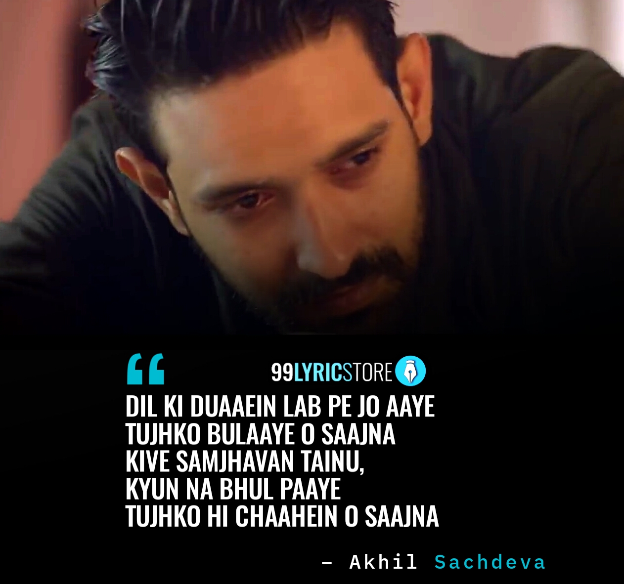 O SAAJNA LYRICS - Broken But Beautiful Season 2 | Akhil Sachdeva