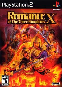 Romance of the Three Kingdoms X PS2 ISO [Ntsc] MG-GD