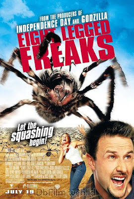 Sinopsis film Eight Legged Freaks (2002)