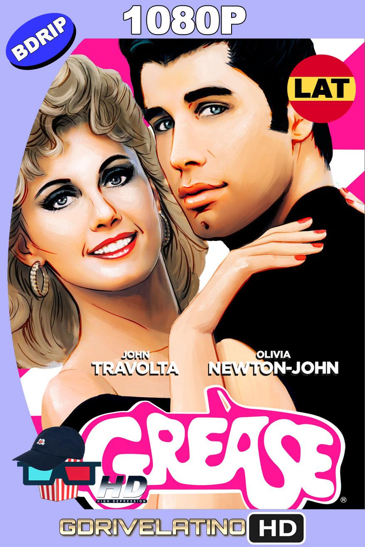 Grease (1978) BDRip 1080p Latino-Ingles MKV