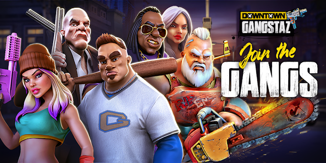 Downtown Gangstaz Hood Wars Hileli APK v0.3.51