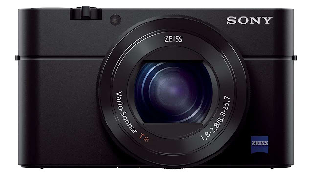 Sony RX100 III Premium Compact Digital Camera