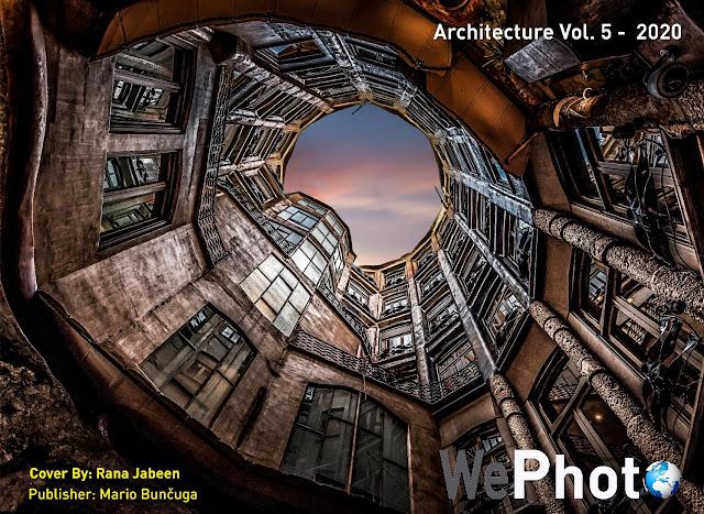 Tạp chí nhiếp ảnh kiến trúc WePhoto Architecture – Volume 5 2020