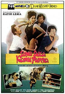 Download Saya Suka Kamu Punya (1987) Warkop DKI Full Movie 360p, 480p, 720p, 1080p