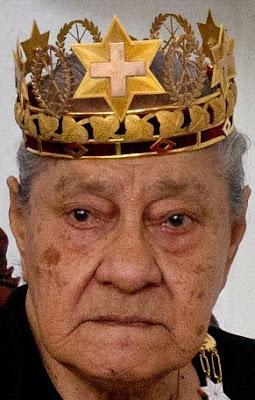star tiara gold tonga queen lavinia halaevalu