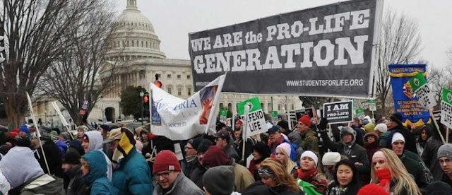 """""""Nós somos a geração pela vida"""""""