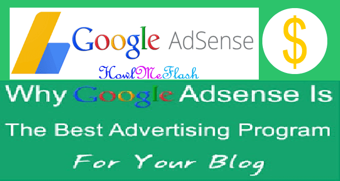 Google AdSense For Blog