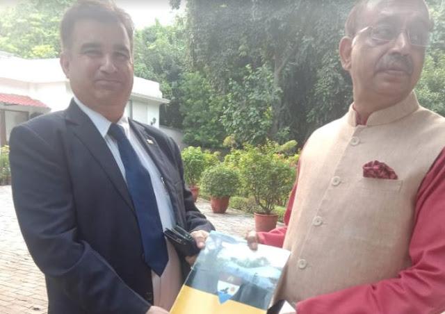 PM मोदी के जन्मदिन पर बाइक की सवारी से प्लास्टिक पर प्रतिबंध दिया सन्देश - newsonfloor.com