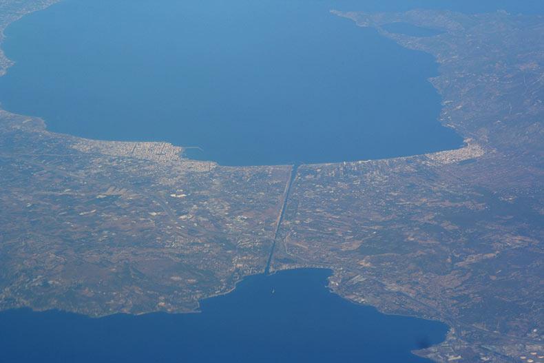 El Canal de Corinto | Grecia