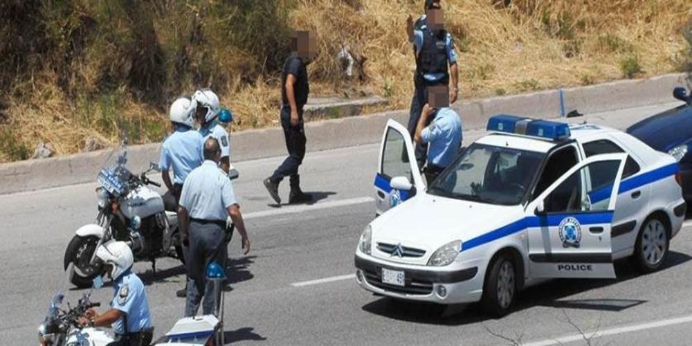 Ανθρωποκυνηγητό της Αστυνομίας για τον εντοπισμό ενός 35χρονου κρατούμενου που δραπέτευσε από τις φυλακές της Κασσάνδρας.