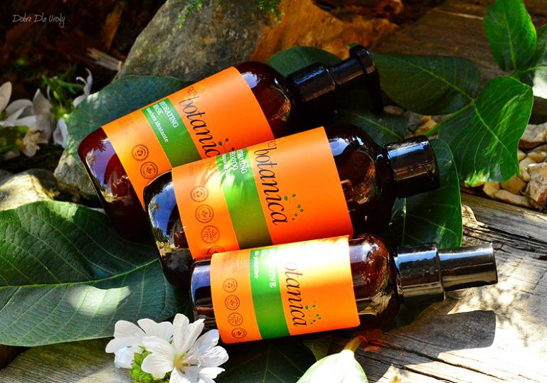 Kosmetyki do włosów Trico Botanica Hydrating Pro-Age recenzja