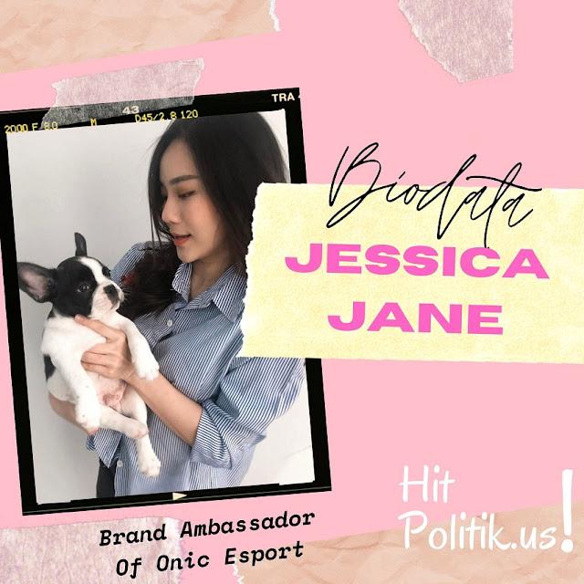 Profil dan Biodata Jessica Jane