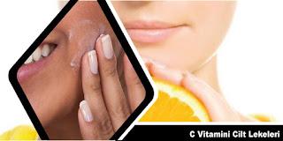 C Vitamini Cilt Lekeleri