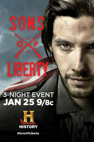 Sons of Liberty [Season 1] [2014] [DVD FULL] [Subtitulado]