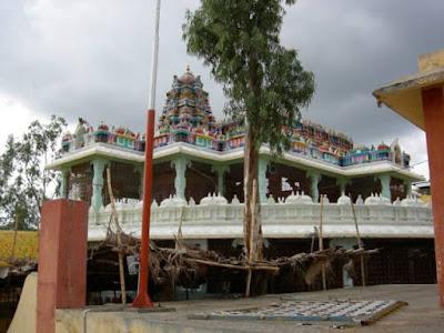 boyakonda gangamma temple nakkala palli