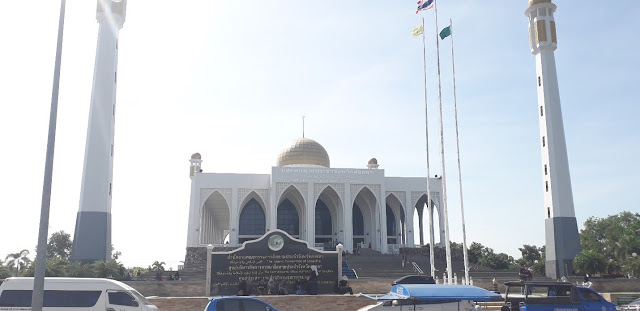The Central Mosque Of Songkhla