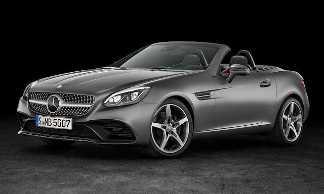 Mercedes SLK 2017